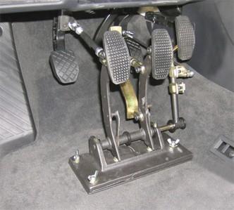Kit suplemento a los 3 pedales